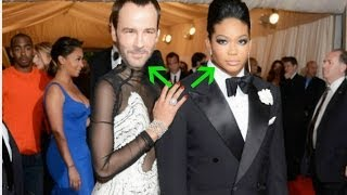 How to Photomontage in Photoshop - Joan Smalls Tom Ford head change