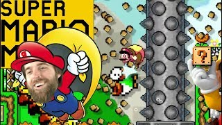 Mastering the Art of Cheeky Flight | Advanced Flying Levels [#02] [SUPER MARIO MAKER]