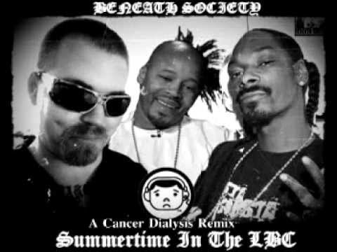 Bradley Nowell ft. Snoop Dogg&Warren G - Summertime In The LBC (A Cancer Dialysis Remix) NEW 2012