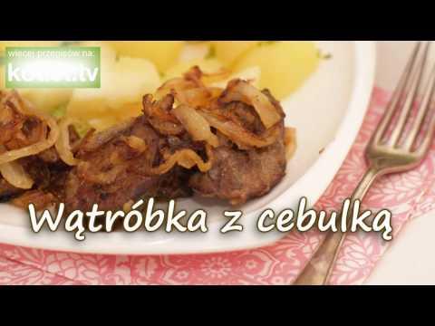 Wątróbka Z Cebulką - Jak Zrobić Pokazuje KOTLET.TV (HD)