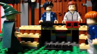 Lego Harry Potter and the Horcrux Hullabaloo