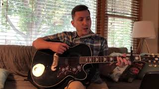 (2176) Zachary Scot Johnson If I Should Fall Behind Bruce Springsteen Cover Faith Hill Dion Linda Ro