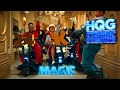 Youtube Thumbnail 24k Magic by Bruno Mars (by HQG Studios)