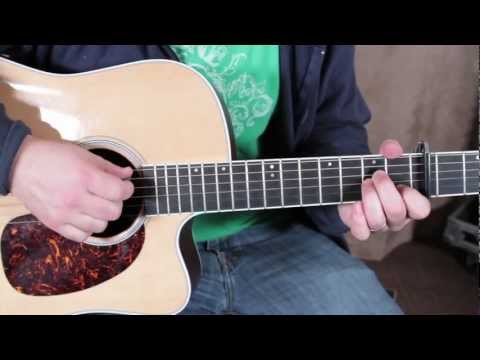 Gotye - Somebody That I Used To Know (feat. Kimbra) - Guitar Lesson - Acoustic how to play Music Videos