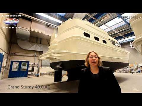 Linssen Yachts Vlog 01 - 35.0 & 40.0 AC