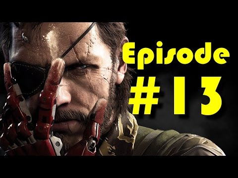 The Daily JAM - Metal Gear Solid 5: The Phantom Pain - Ep. #13: A Whole Lotta Nothing