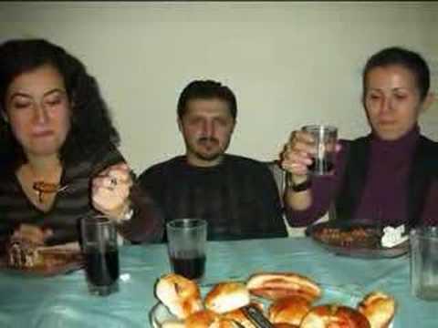 Sivas-İmranlı-Karacaören-Gençleri-Akgülün Dogumgünü
