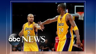 Derek Fisher remembers Kobe Bryant l ABC News