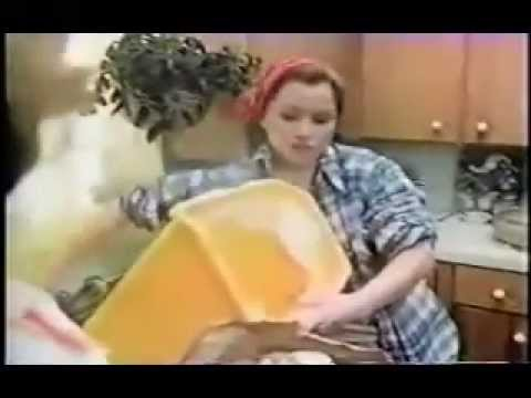 vintage hefty commercial