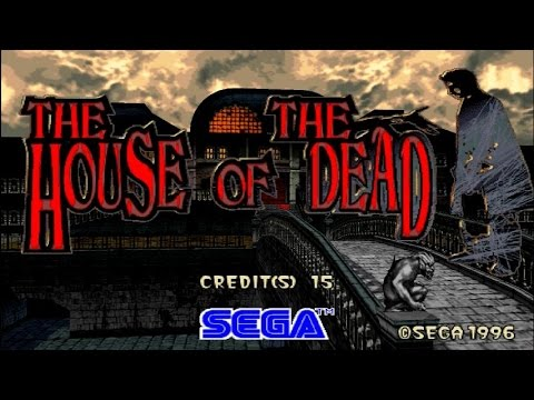 The house of the dead model 2