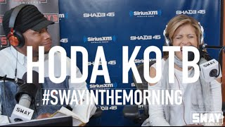 Hoda Kotb Reveals Her Most Personal Life Changing Moments | Sway's Universe