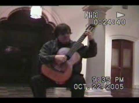 Carlo Marchione Plays - Iannarelli