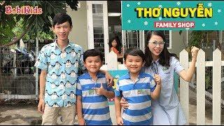 Mua Hàng Tại Thơ Nguyễn Family Shop, Selfie Cùng Chị Thơ Nguyễn Và Anh Tiểu Bảo Bảo #BobiKids
