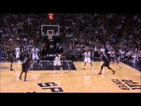 Kawhi Leonard 2013/2014 Spurs Regular Season Highlights Mix - Project Spurs