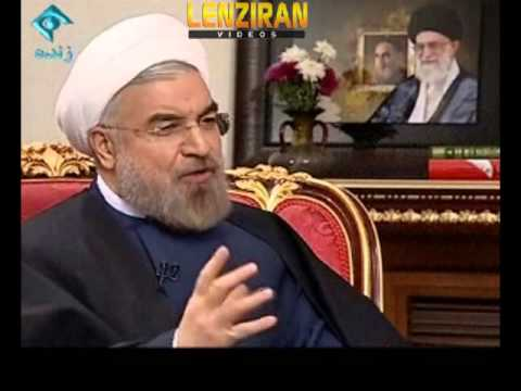 Hassan Rohani Present Live , Report Of First 100 Days Of His Cabinet On Tv video