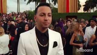 J Quiles: 2014 Billboard Latin Music Awards Red Carpet