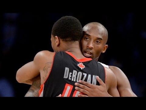 DeMar DeRozan Highlights 40 points vs Mavericks Career High!! [2014 01 22]