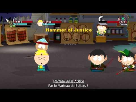 South Park™: Le Bâton de la Vérité - Trailer de Gameplay : L'Auberge de l'Âne qui Ricane [FR]
