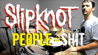 download lagu Slipknot - People=shit - Drum Cover gratis