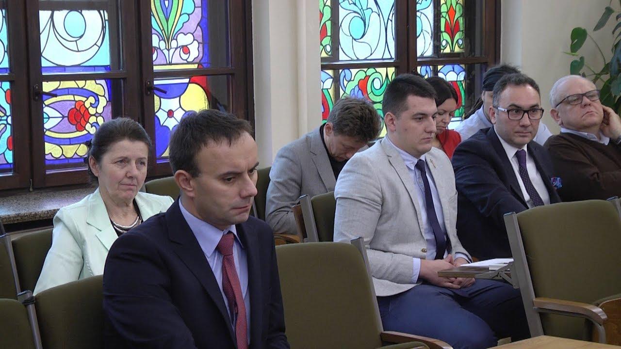 XXII sesja Rady Miejskiej, część I