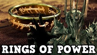 The Lord of the Rings Fellowship Teaser Trailer Breakdown - The Rings of Powers Explained