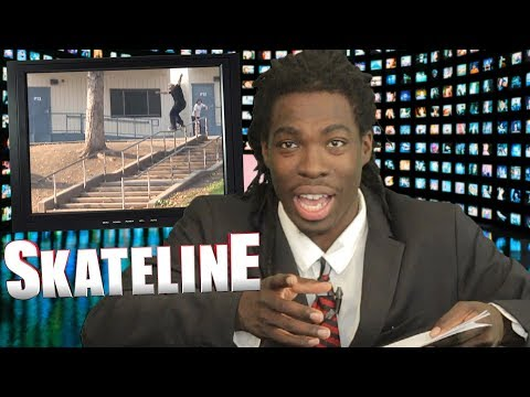 SKATELINE - Jamie Foy, Mark Suciu, Jaws, Kyron Davis, Happy Medium, Frankie Decker