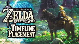 Zelda: Breath of the Wild Timeline Placement Theory