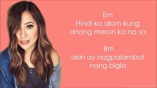 download lagu Titibo-tibo Lyrics And Chords - Moira Dela Torre gratis