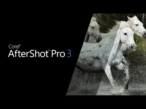 Introducing Aftershot Pro 3 - the world fastest RAW photo editor