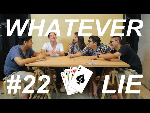 WHATEVER! EP22! You Si Go... เกมกล คนโกหก !!