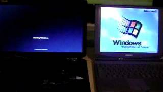 Windows 7 Ultimate vs Windows 95