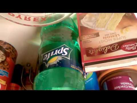 Betty Crocker Soda Cakes - Zesty Lemon Cake