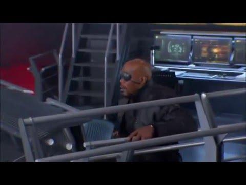 LOS VENGADORES [tras las cámaras] Avengers making of PARTE 1