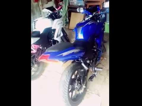 2016 DongFang SXR DF250RTC Chinese motorcycles
