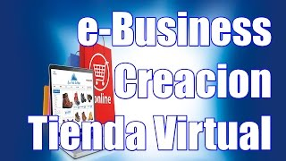 e-business creacion de tienda virtual