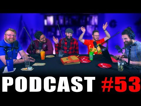 """Blind Wave Podcast #53 """"Video Game Award Predictions"""""""