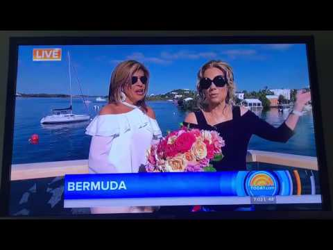 May 18, 2017 Today show in Bermuda   Local Roses