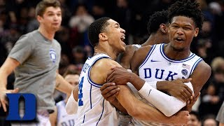 Duke's Historic 23-Point Comeback Stuns Louisville