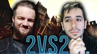 ¡NOS LLAMARON HACKERS!   Znorux & Black   2 VS 2 CS:GO ⚜️