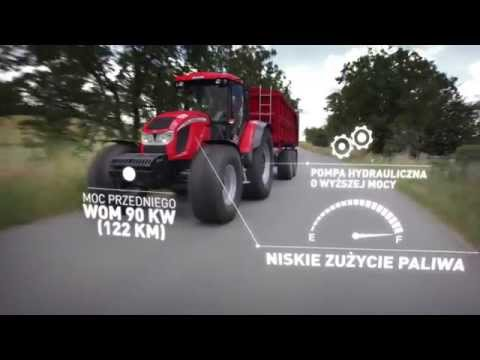 ZETOR FORTERRA HD - Transport biomasy