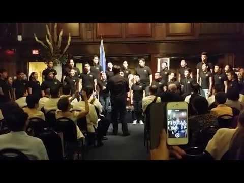 Piliin Mo Ang Pilipinas - Ust Singers video