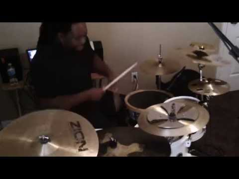 C-dub - Suddenly | drum challenge | Marcus Thomas