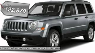 2015 JEEP PATRIOT Jackson, MS FD139465