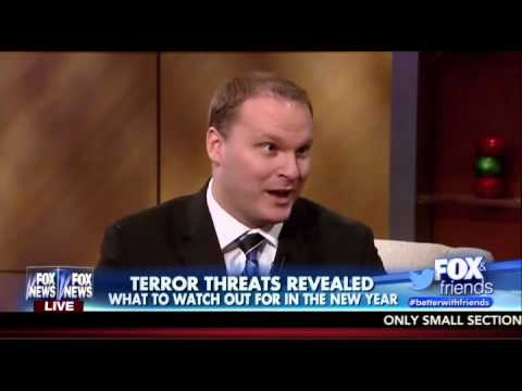 Ryan Mauro on Fox & Friends: Top 5 Non-ISIS Terror Threats in 2016