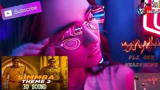 Simmba Theme 2 3d Sound Ii 3d Sound Susil Creation