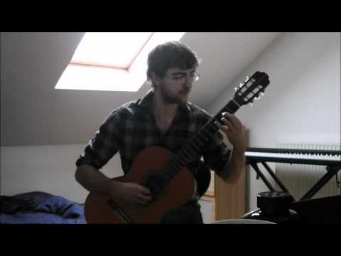 Skyrim - Sons of Skyrim Classical Guitar Music Videos