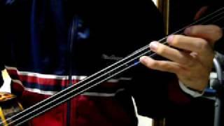 沖縄民謡(天川) okinawan folk song (amakawa)