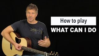 Watch Paul Baloche What Can I Do video