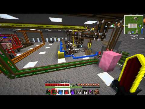 Tekkit Pt.86 |I Like Gold LLC.| ★World Download★