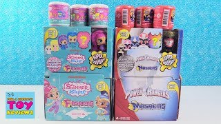 Fashems Mashems Shimmer And Shine Power Rangers Toy Review | PSToyReviews